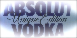 Absolut Limited Unique Edition 2012